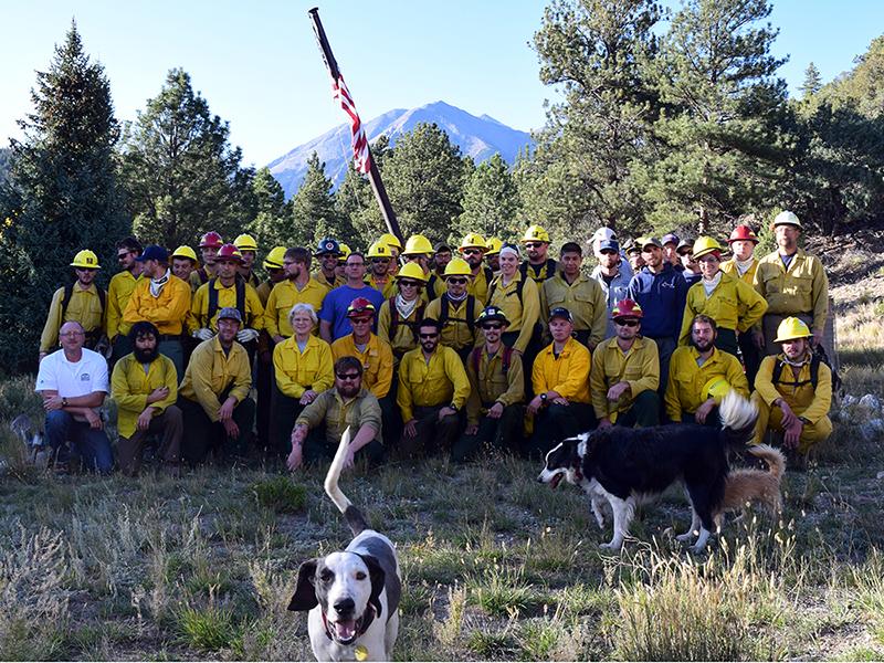 colorado firecamp fire instructor i